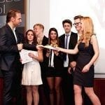 Amicus Award 2014 - Preisverleihung