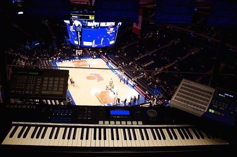 Madison Square Garden, Hospitation im Madison Square Garden