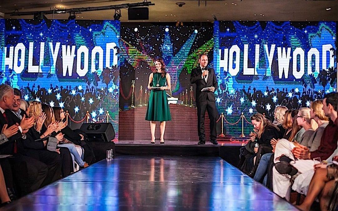 Moderation: Hollywood Fashionshow