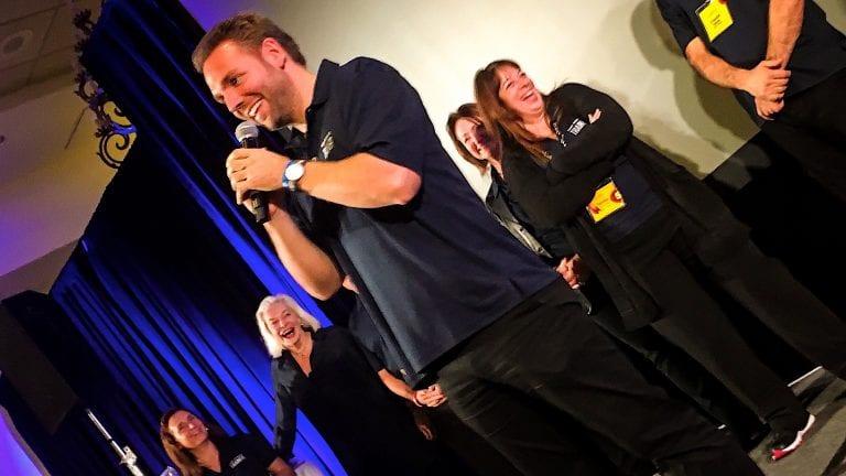 Ronny Leber ist neuer Trainer für Tony Robbins