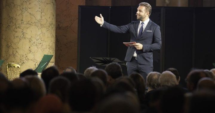 Ronny Leber moderiert EFQM Forum