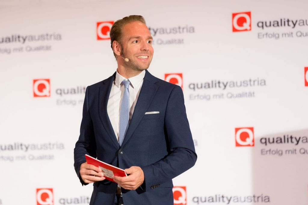 20 years of excellence Quality Austria