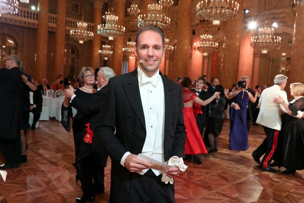Great Kinghts Ball 20121217 Hofburg