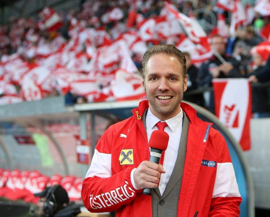 Länderspiel Innsbrucker Tivoli vs Island 2013 Ronny Leber