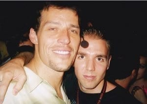 2001 Tony Robbins Hawaii