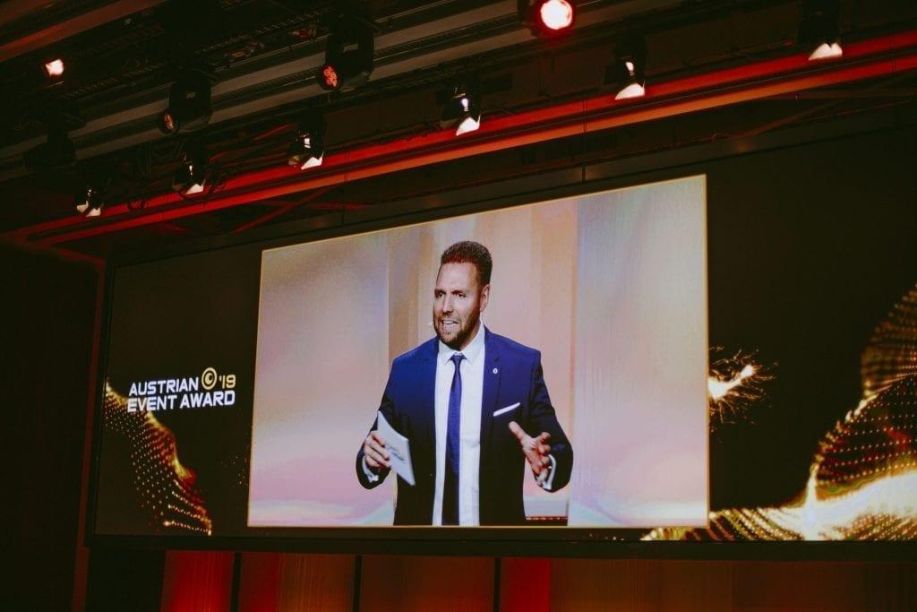 Austrian Event Award Ronny Leber Networking Tipps