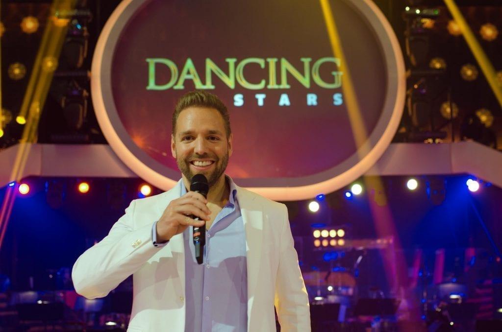News Ronny Leber Dancing Stars Tanzevent
