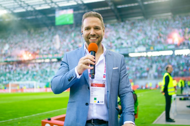 öfb cup finale 2019 sport stadion moderator ronny leber