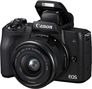 1.Canon EOS M50