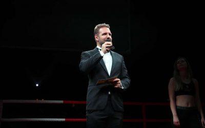 AGON Box Gala: Heute live auf Sport1 mit Ringsprecher Ronny Leber