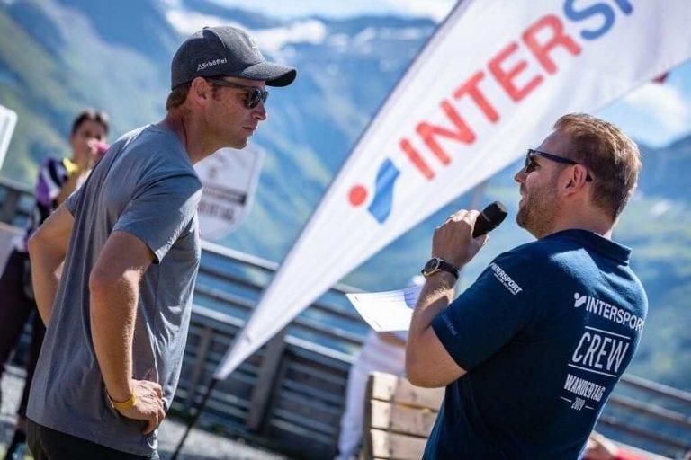 Intersport Wandertage: Mit Olympiasiegern auf den Berg