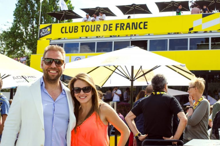 Tour de France: On site at an event of extraordinary proportions