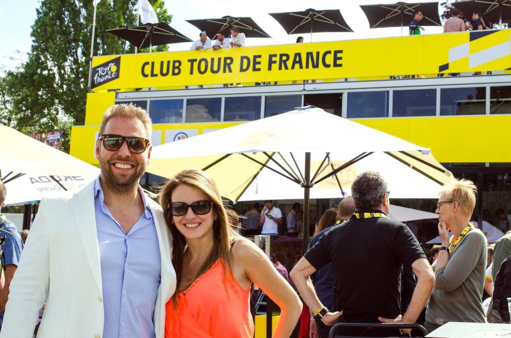 Club Tour de France - Titelbild - Ronny - Elizabeth