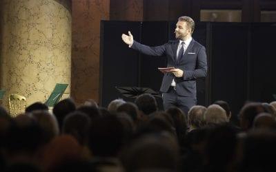 In fünf Schritten zum idealen Moderator für dein Event