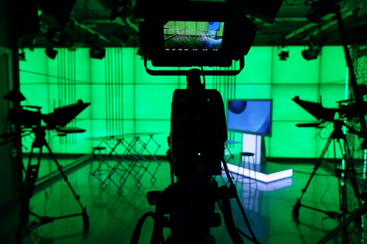 Moderator for online events studio