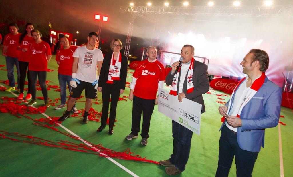 Kick-Off Event - Coca-Cola