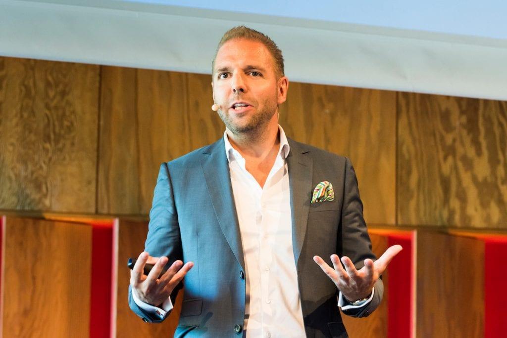Ronny Leber Keynote Speaker Vortragsredner 3