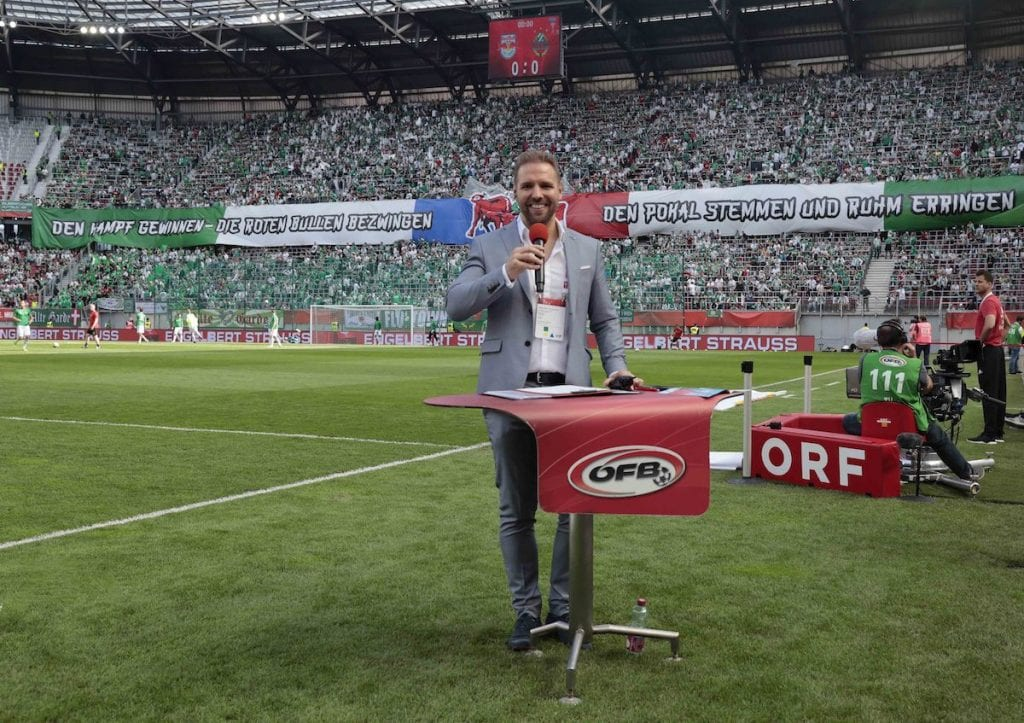 UNIQA ÖFB Cup Finale Red Bull Salzburg vs. SK Rapid