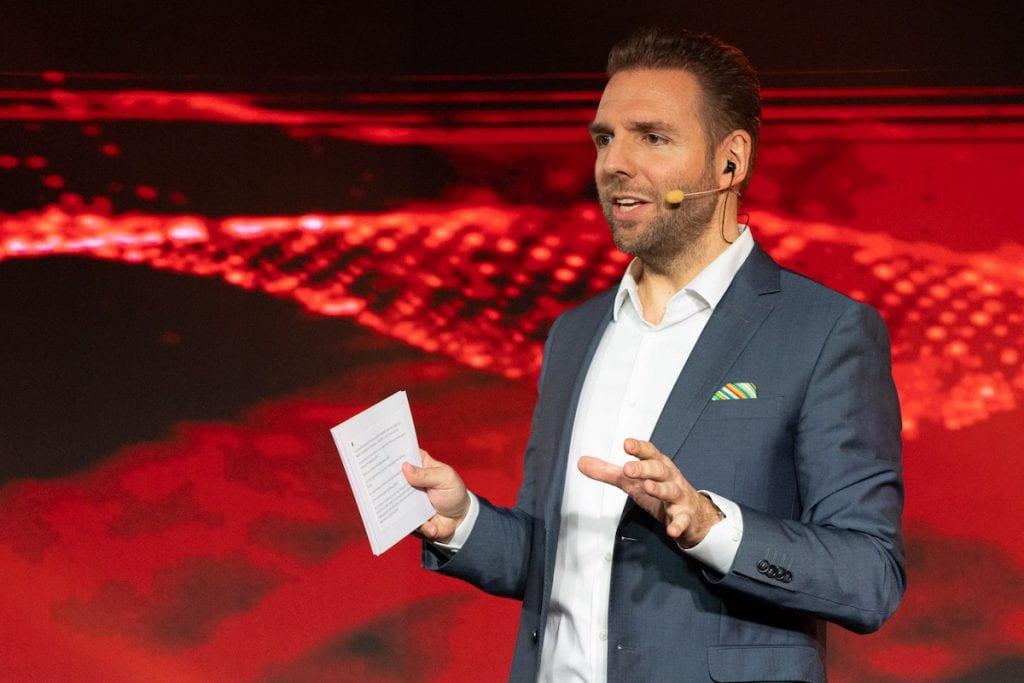 Ronny Leber als Moderator buchen