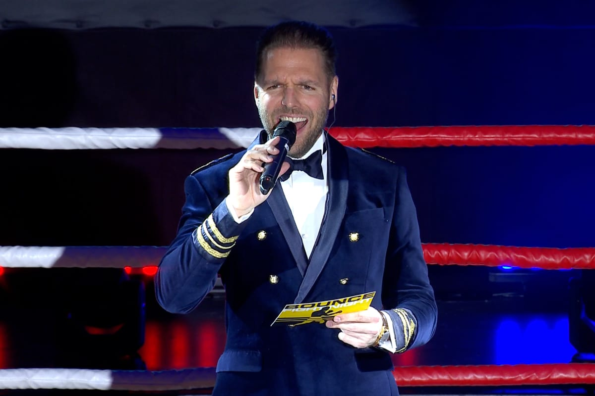 Ronny Leber Event Host Moderator Ring Announcer Emcee 1