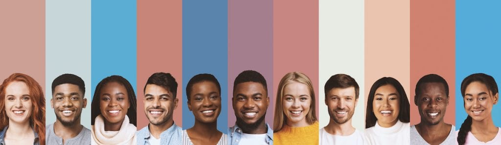 Multikulturelles Team
