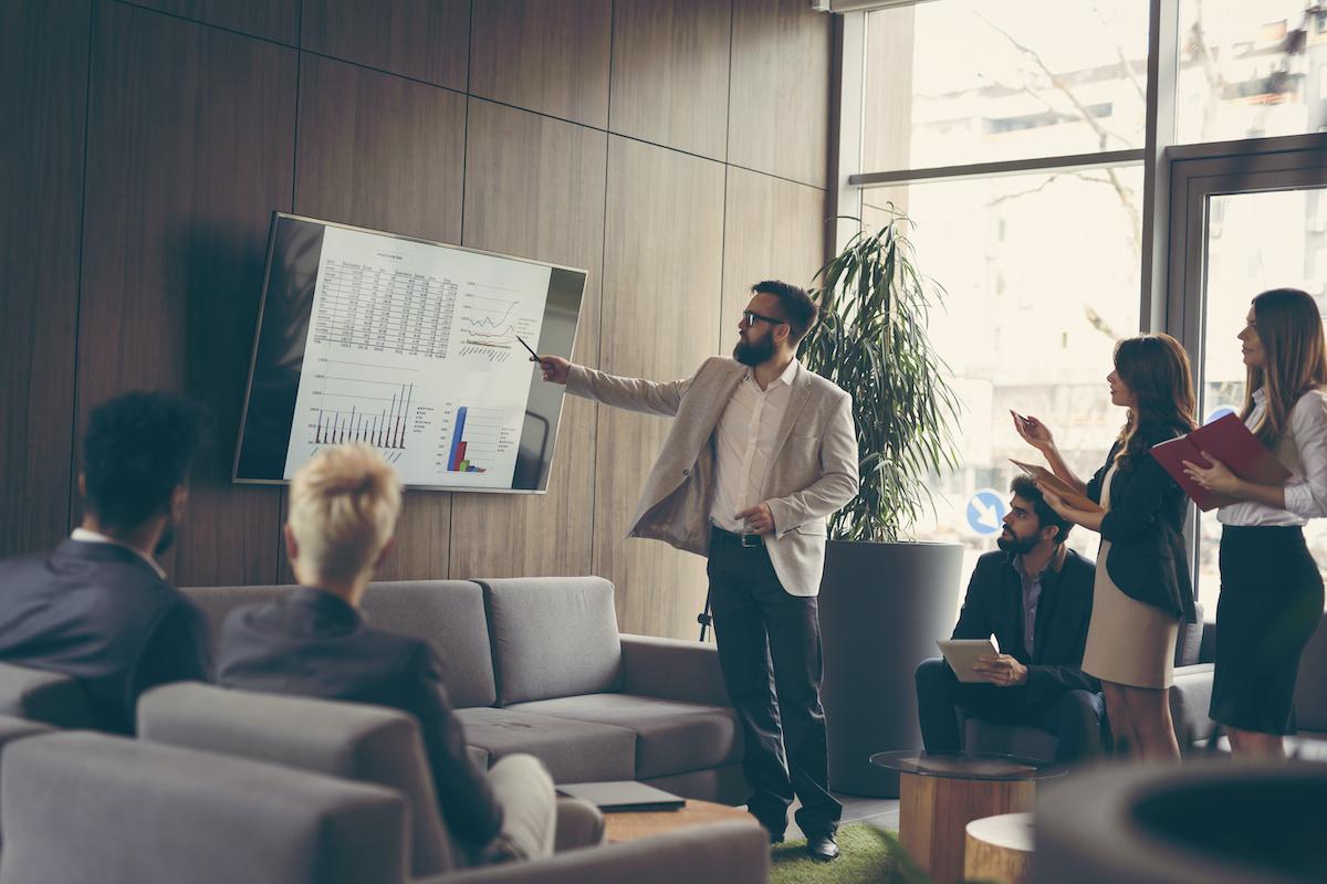 Business Präsentation Tipps