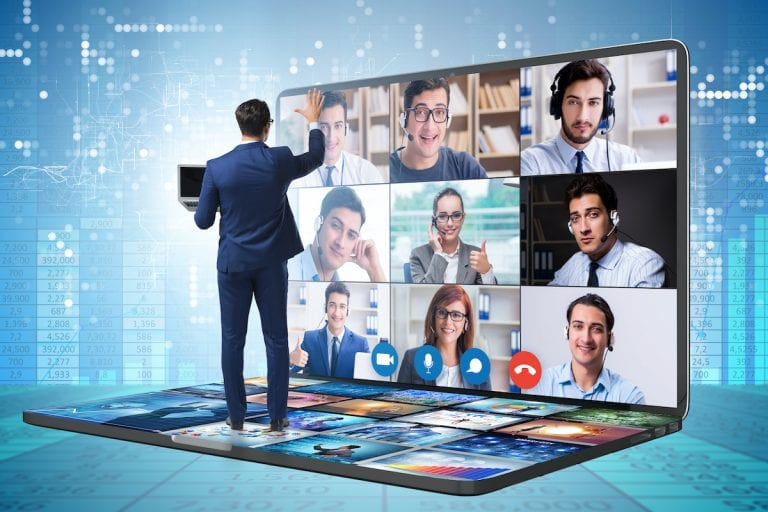 The golden dozen of video conference tips that will help you win every video conference!