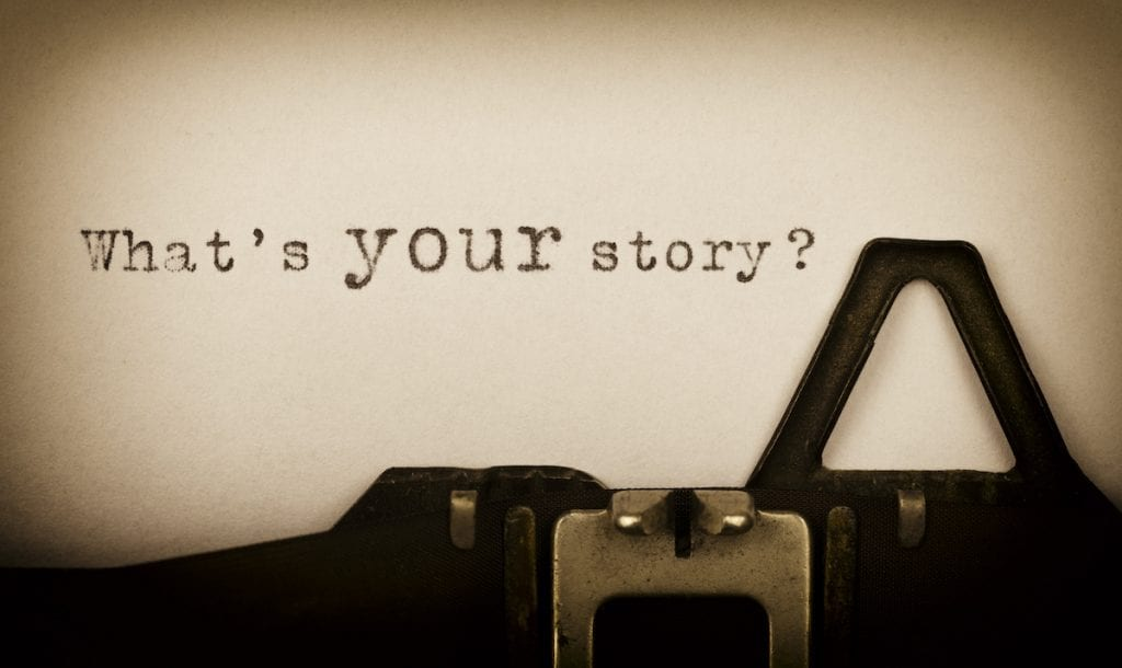 With your Story
