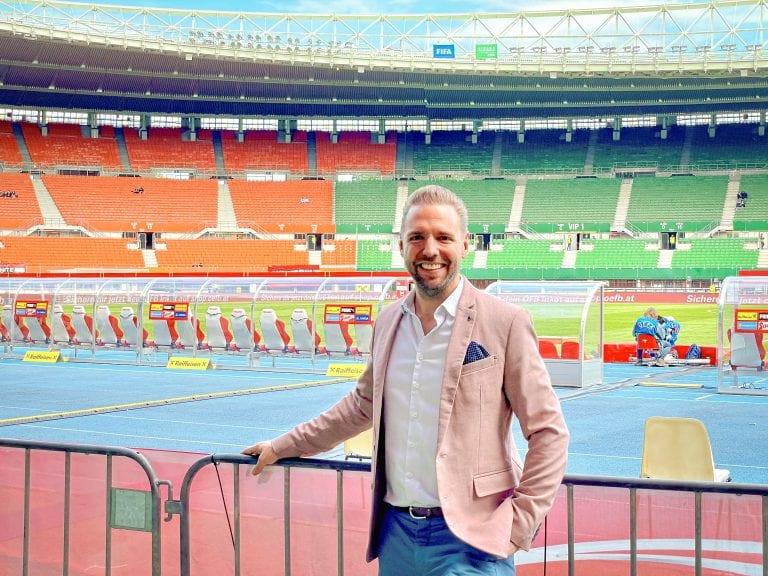 EURO presenter on OE24.TV!