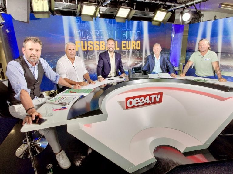 EURO Review – my EURO experience on TV