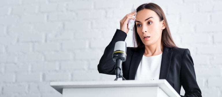 HOW TO OVERCOME STAGE FRIGHT! Overcome performance anxiety with these simple tricks!