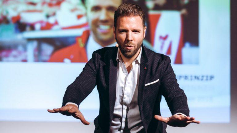 Moderator Köln – Ronny Leber als Moderator in Köln buchen