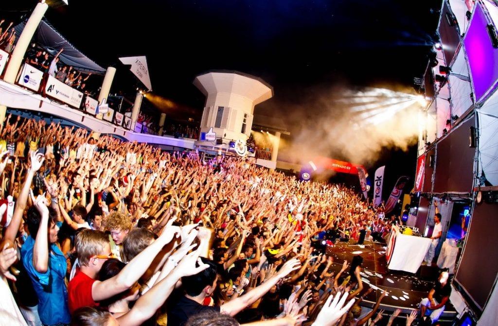 Summer Splash Bühne