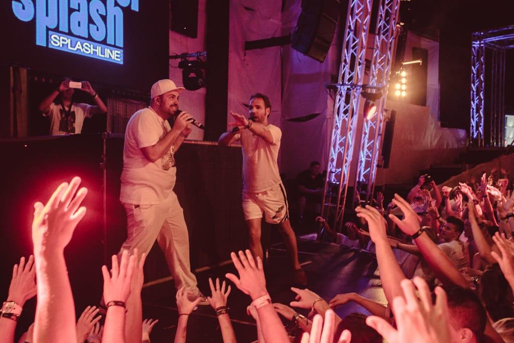 Summer Splash On stage 3